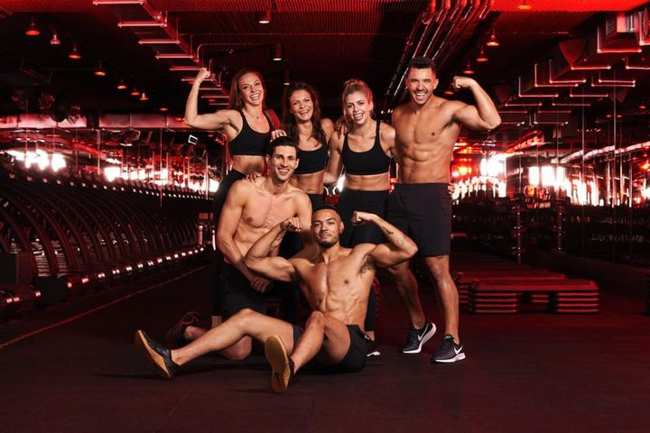Barry's Bootcamp East