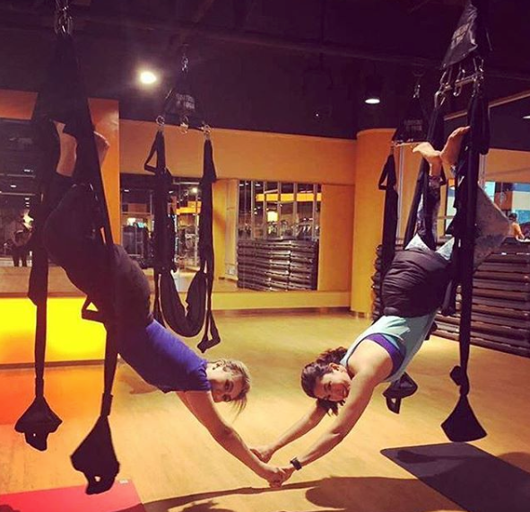 Celebrity Fitness Mall Artha Gading