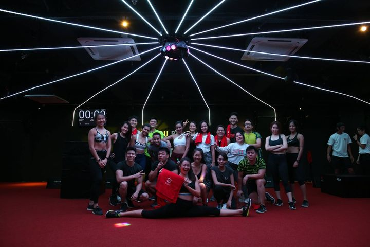 Cirque Fitness Studio