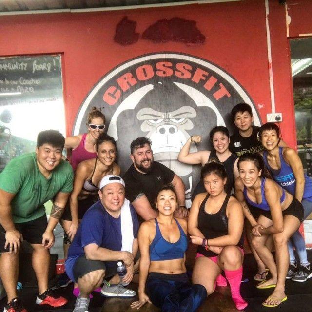 CrossFit Bukit Timah