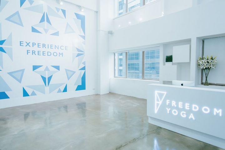 Freedom Yoga Holland V