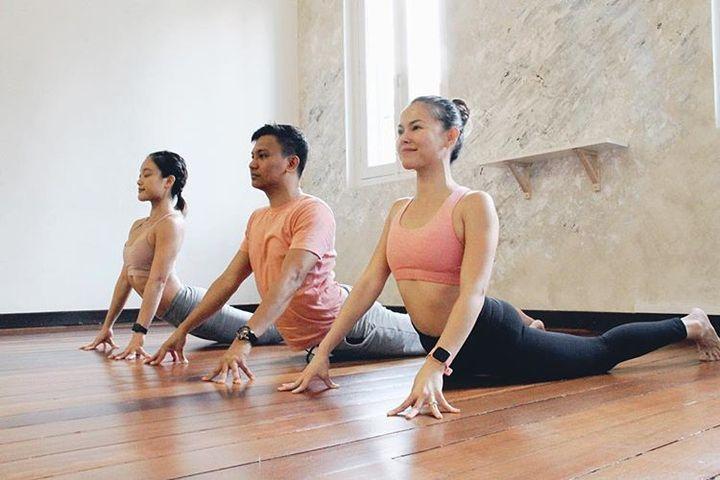 Yoga+ Pagoda Street