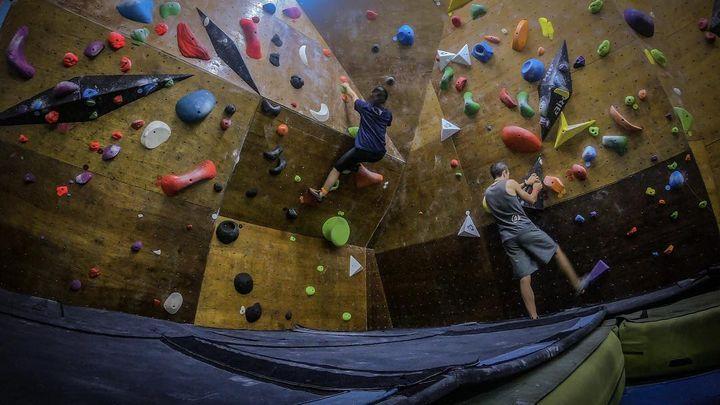 Onsight Climbing